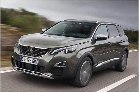Peugeot 5008 (2017) im Test: Fahrbericht mit Wertung, technischen Daten und Preis