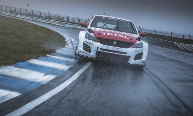Peugeot 308 TCR  - Für die ganz große Bühne