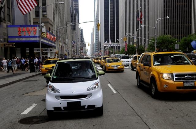 Elektro-Smart soll US-Geschäft der Marke ankurbeln