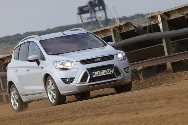 Ford Kuga: Mit neuen Motoren und Getriebeoptionen (Kurzfassung)