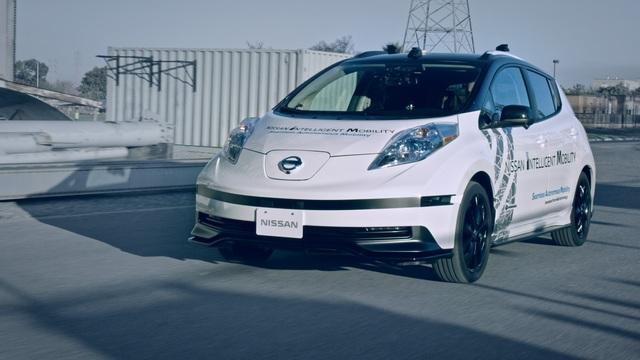 Nissan plant die mobile Zukunft - Das Auto soll menschlich werden
