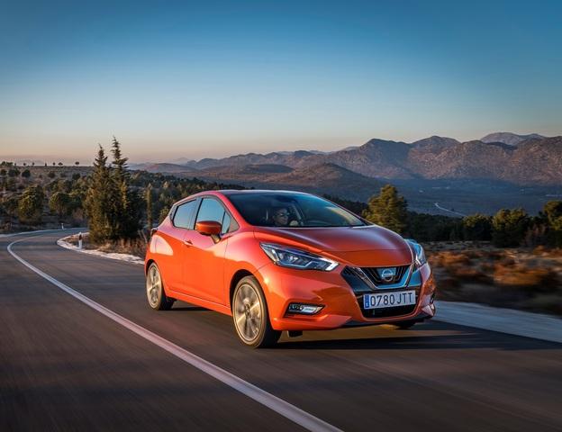 Neuer Einstiegsmotor für Nissan Micra    - Das Trio ist komplett