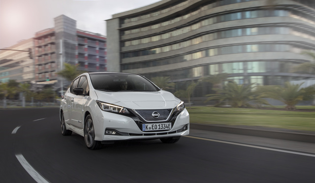 Nissan zahlt Umweltbonus - Bis zu 8.000 Euro Nachlass