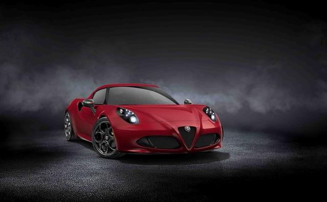 Alfa Romeo 4C Rosso Forte - Zwanzig Mal mehr Ausstattung