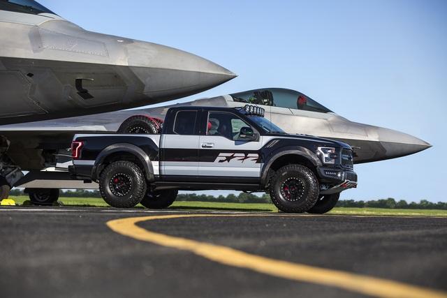 Ford F-22 F-150 Raptor  - Vom Kampfjet inspiriert