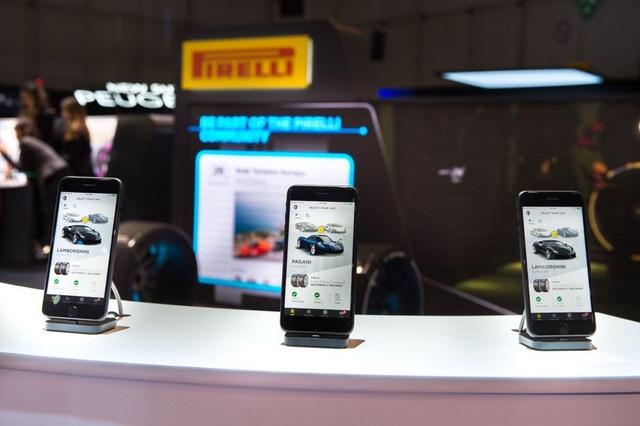 Pirelli Connesso - Der Reifen spricht zum Smartphone
