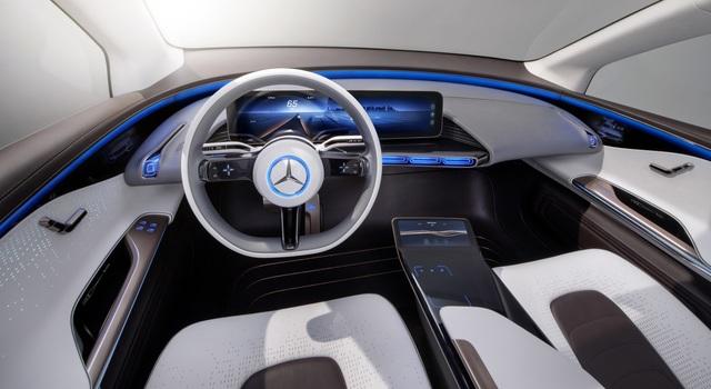 Mercedes EQ S  - Elektro-S-Klasse als Tesla-Konkurrent