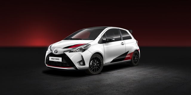 Toyota Yaris GRMN  - Kleiner Giftzwerg