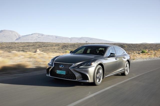 Test: Lexus LS 500h - Erziehung zur Gelassenheit