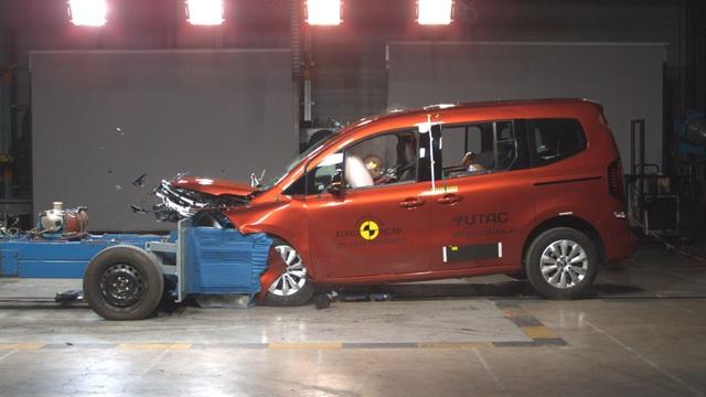 Euro-NCAP - Zweimal vier Sterne