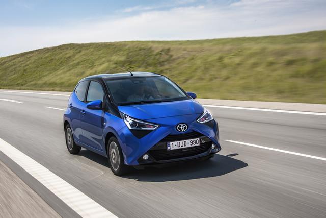 Toyota mit längerer Garantie - Inspektion für Sicherheit