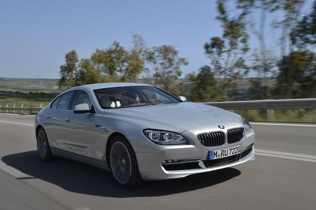 BMW 6er Gran Coupé - Schön und teuer (Kurzfassung)