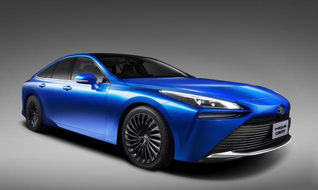 Toyota Mirai - Die Brennstoffzelle wird erwachsen