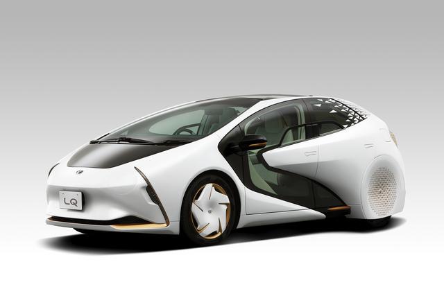 Toyota LQ - Mein Freund, das Auto