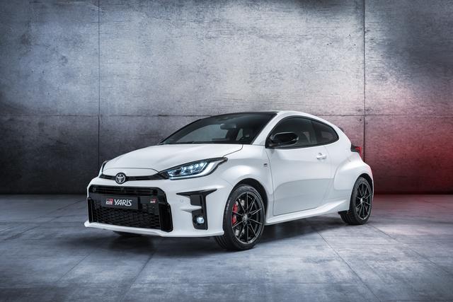Toyota GR Yaris - Die kleine Unvernunft