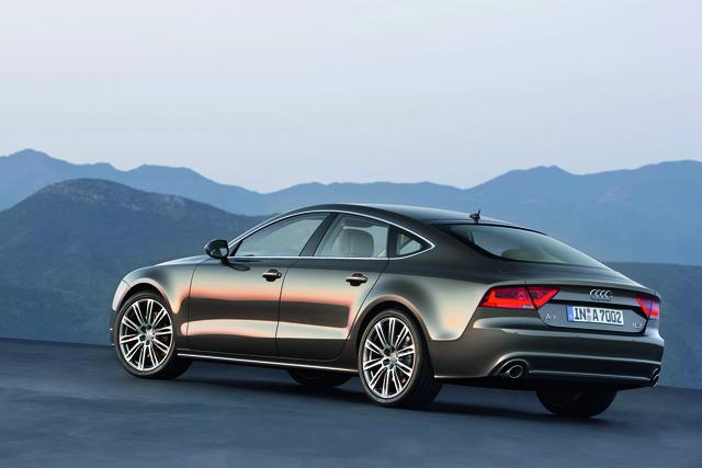 Audi A7 - Von großer Eleganz (Vorabbericht)