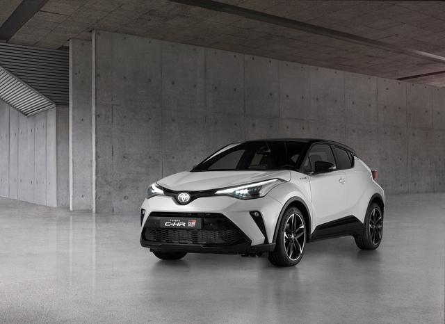 Toyota C-HR  - Sportlich und entspannt