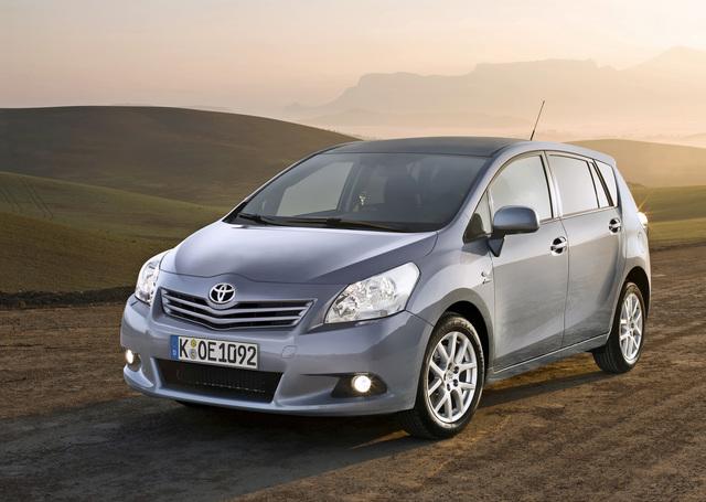 Gebrauchtwagen-Check: Toyota Verso - Grundsolide, aber ein bisschen bieder
