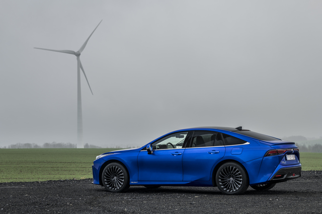 New Mobility - Der Wasserstoff-Boom und das Brennstoffzellenauto
