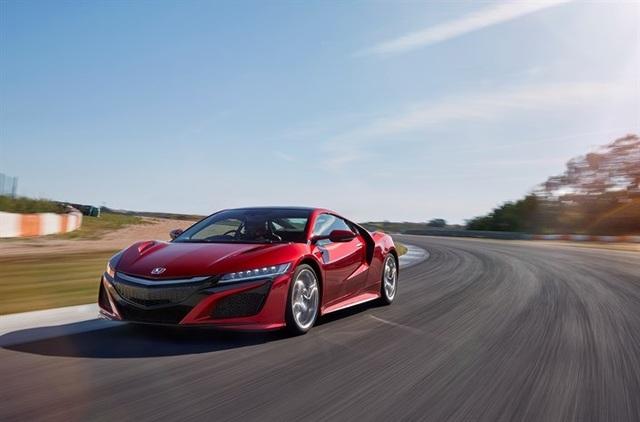 Honda NSX - Sport mit elektrischer Unterstützung (Vorabbericht)