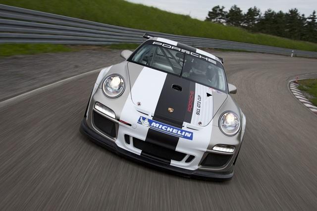 Porsche 911 GT3 Cup - Seriennah erfolgreich