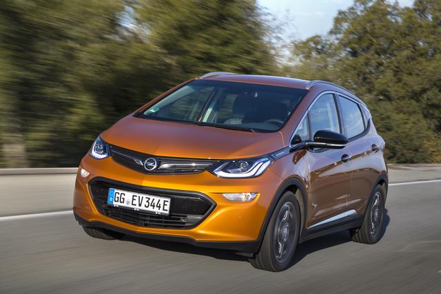Opel Ampera-e - Start knapp unter 40.000 Euro