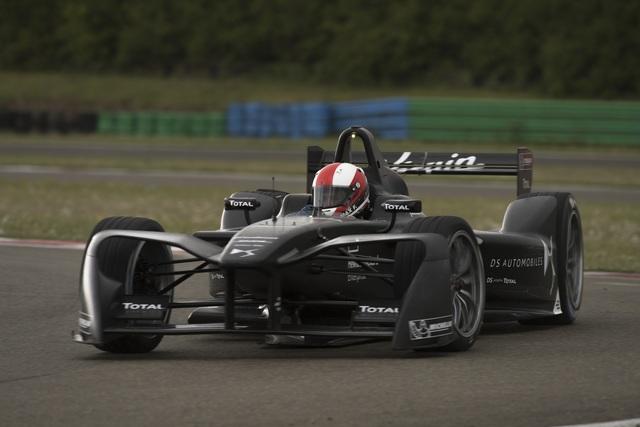Test: DS-Performance DSV-02 - Mein Ritt im Formel-E-Renner