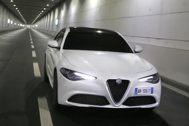 Test: Alfa Romeo Giulia 2.2 - Für italienische Momente und Maße