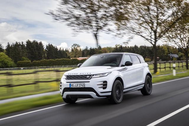 Fahrbericht: Range Rover Evoque - Noch mehr Lifestyle im Gelände