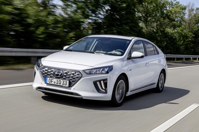 Hyundai-Hybridmodelle - Subvention ganz ohne Staat