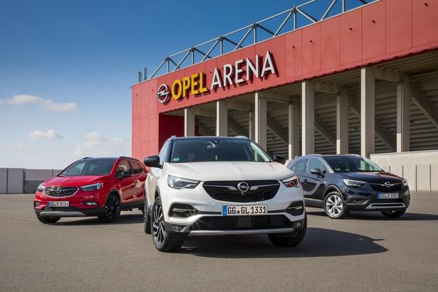Opel SUV-Modelle  - Schalten oder schalten lassen