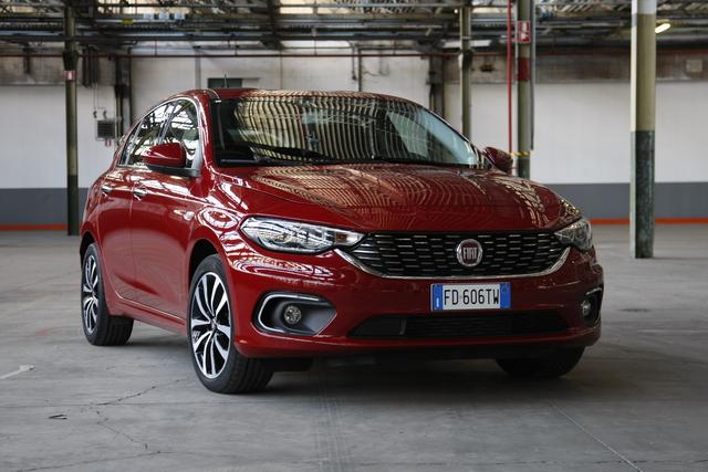 Fahrbericht: Fiat Tipo 5-Türer und Kombi - Gute Basis