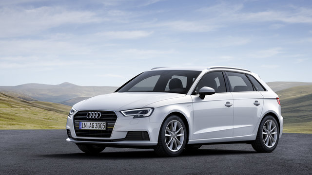 Audi A3 Sportack G-Tron - Mehr Erdgas an Bord