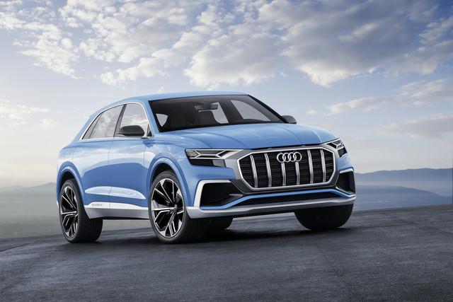 Audi Q8 Concept - Start einer neuen Design-Ära