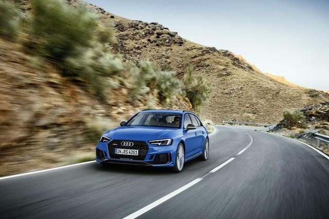 Audi RS 4 Avant  - Der Schnell-Transporter