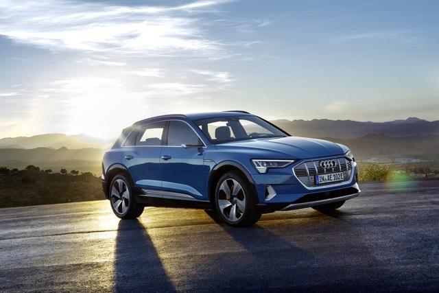 Audi e-tron  - Jetzt geht's los