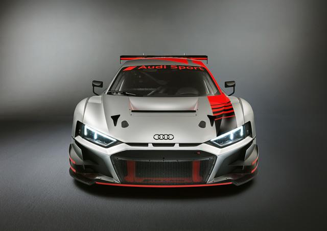 """Audi R8 LMS GT3 """"Evo""""  - Teures Facelift für den Kundensport-Renner"""