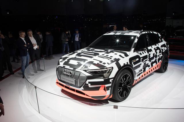 SUV-Neuheiten auf dem Genfer Autosalon - Hoch die Karossen