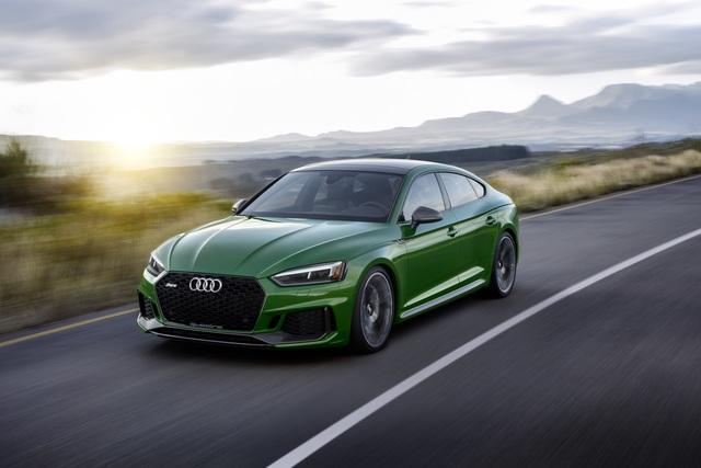 Audi RS5 Sportback - Erstmal nur für Nordamerika
