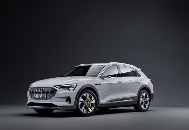 Audi e-tron 50 quattro - Förderfähiger Einstieg