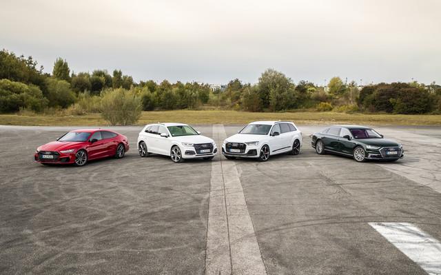 Audi PEHV - Vollgas bei den Teilzeitstromern