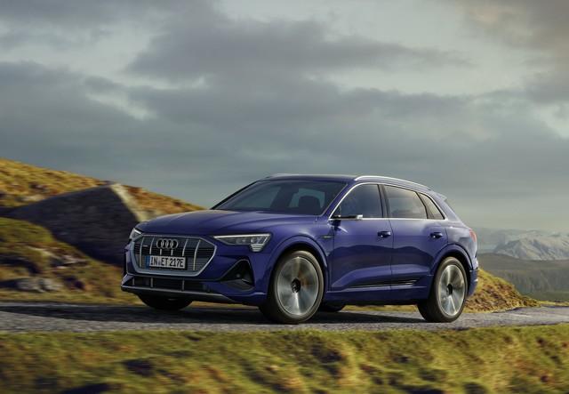 Audi E-Tron - Neue Einstiegsversion und mehr Reichweite