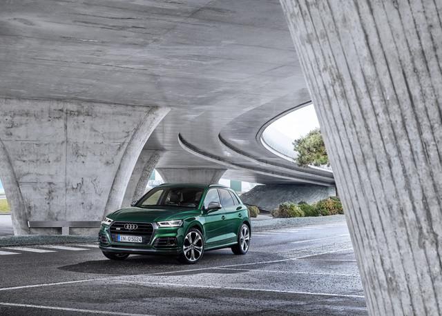 Fahrbericht: Audi SQ5 - Drehmoment und Dröhnen