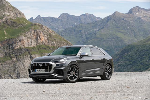 Fahrbericht: Audi SQ8 TDI - Für Nicht-Entscheider