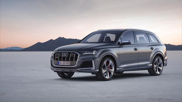 Audi SQ7 - Der V8-Diesel ist zurück