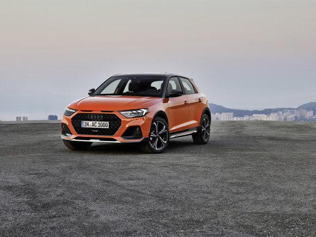 Audi A1 Citycarver - Offroad-Optik ab 22.100 Euro