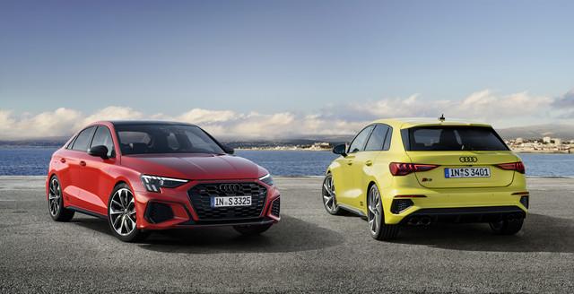 Audi S3 - Start bei 46.300 Euro