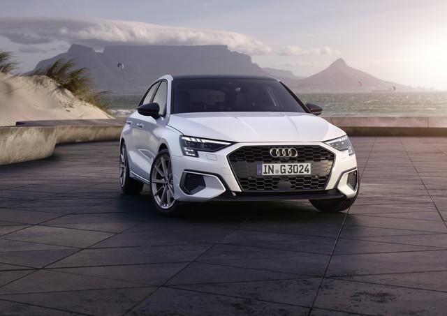 Audi A3 Sportback G-Tron   - Gas geben und sparen