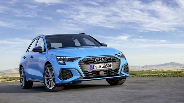 Audi A3 TFSI e - Elektro-Boost auch für Nummer vier
