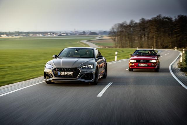 Audi Quattro - Seit 40 Jahren in der Erfolgsspur